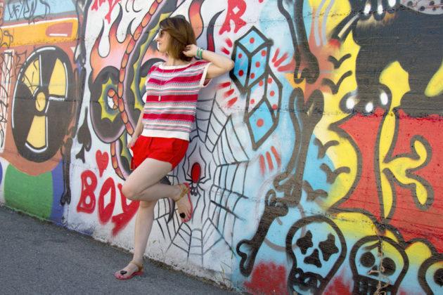 Zhoelala sandals e il bracciale Bibelots: essenziali per l'estate