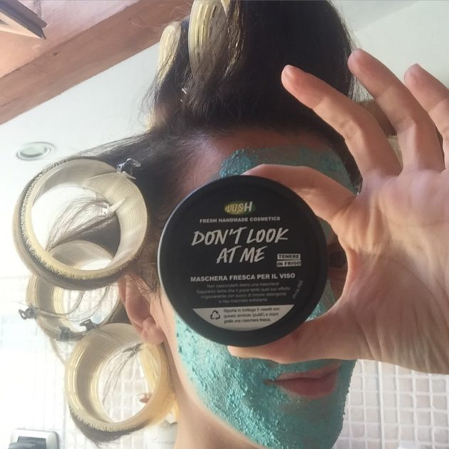 Maschera fresca per il viso by Lush (don't look at me)