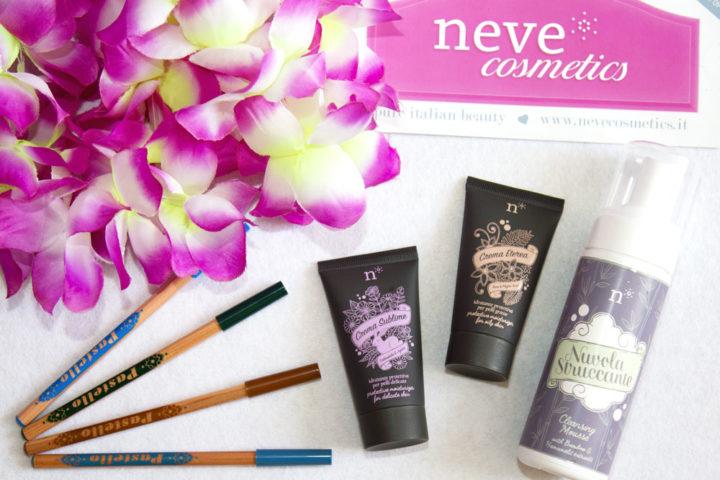 Creme viso idratanti senza siliconi by Neve Cosmetics