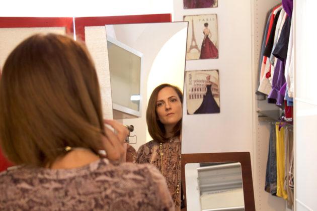 dalani, specchio