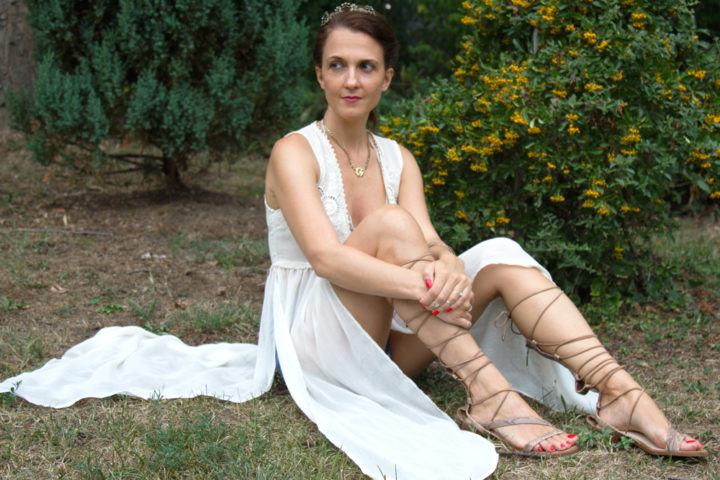 Gladiators sandals for my bohemian outfit (sunday thoughts)