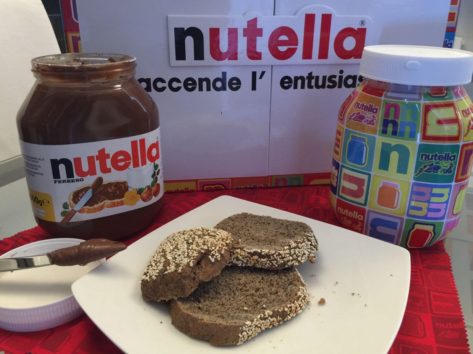 Lampada Barattolo Nutella Concorso : Lampada nutella ferrero u2013 idea dimmagine di decorazione