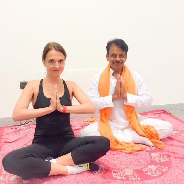 Classe profumata di Yoga? lasciate fare al team di Lush!