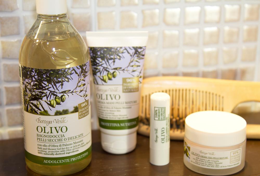 Bagno Doccia Bottega Verde : Olivo la nuova linea di prodotti cosmetici by bottega verde