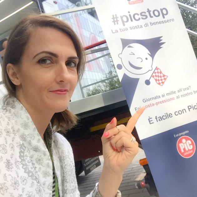 Maggie Dallospedale, Ambassador Iniziativa #Picstop di Pic Solution