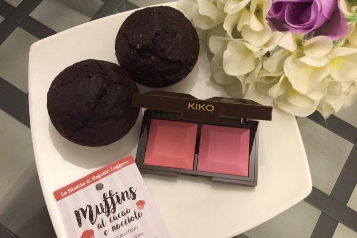 Blush Cocoa Shock, Blush, Kiko, palette a forma di barretta di cioccolato