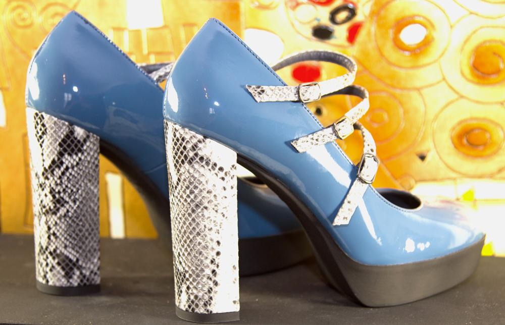 IndianSavage Shoes Mary Jane décolleté Maggie Dallospedale