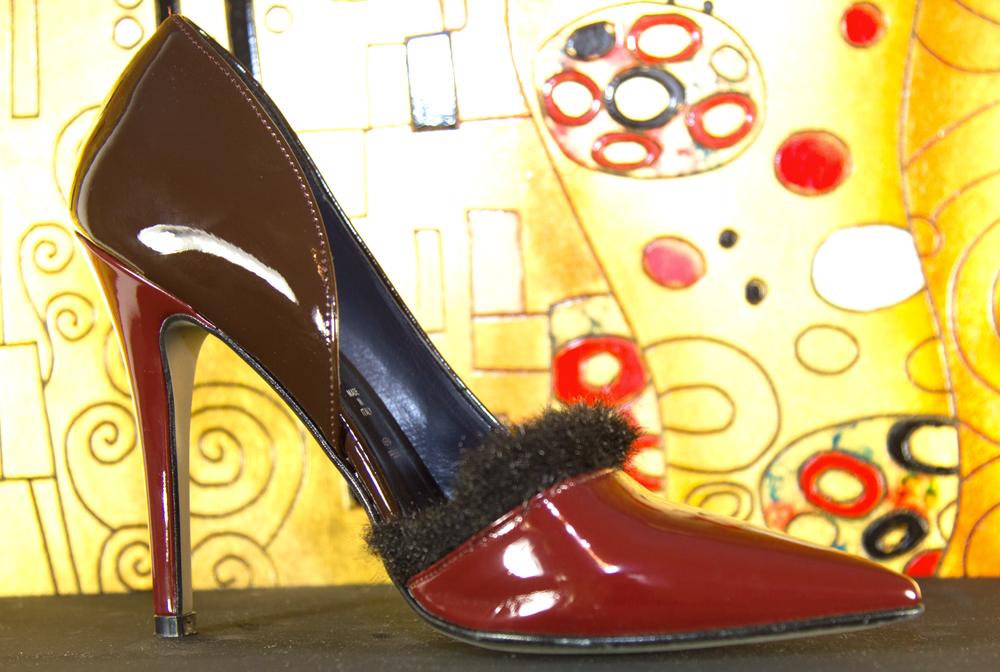 IndianSavage Shoes Grace décolleté Maggie Dallospedale
