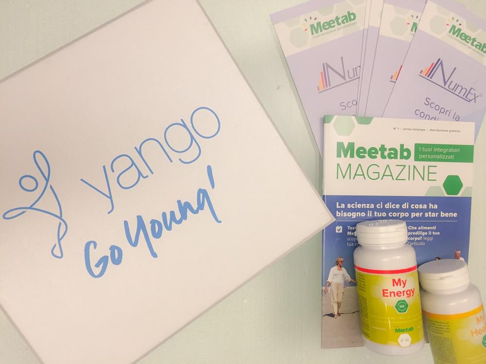 Metabolismo al top ma in modo consapevole con Yango