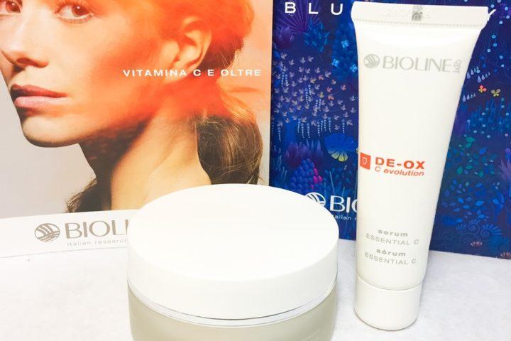 DEOX C evolution, ecco la nuova linea cosmetica di Bioline