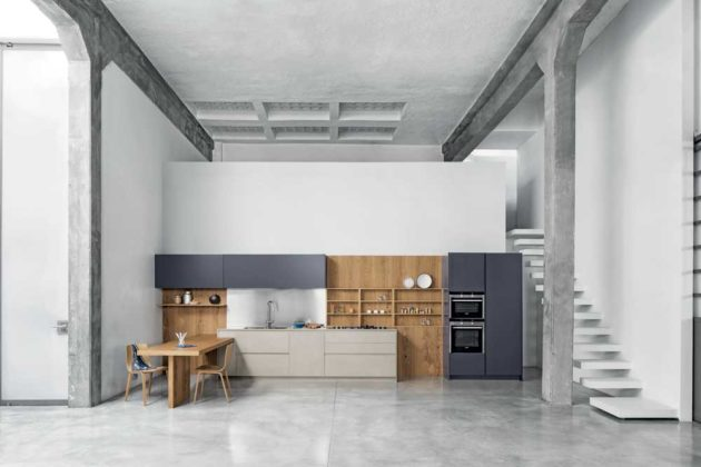 Design contemporaneo per la mia nuova cucina by Polaris Life