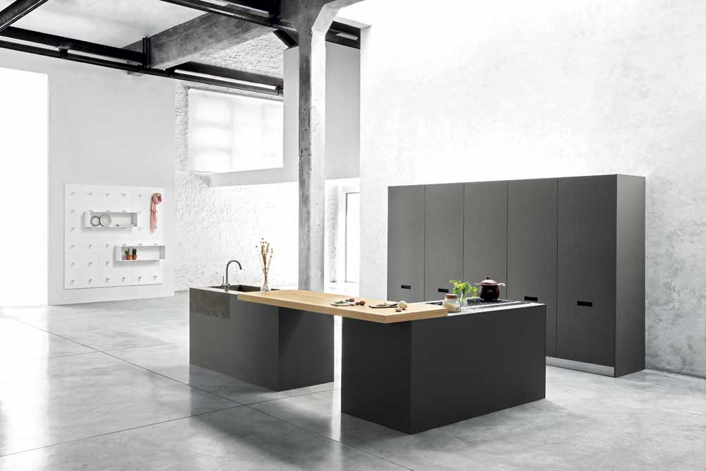 Cucina di design contemporaneo