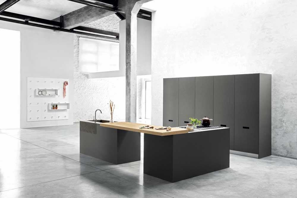 Cucina di design contemporaneo