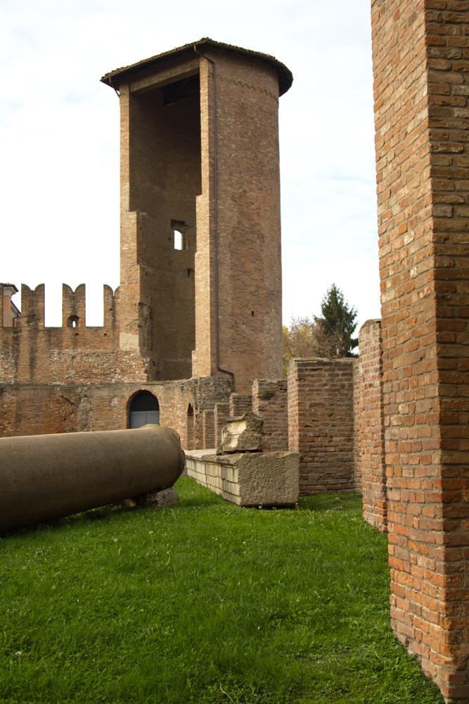 Piacenza Castello - Palazzo Farnese interno