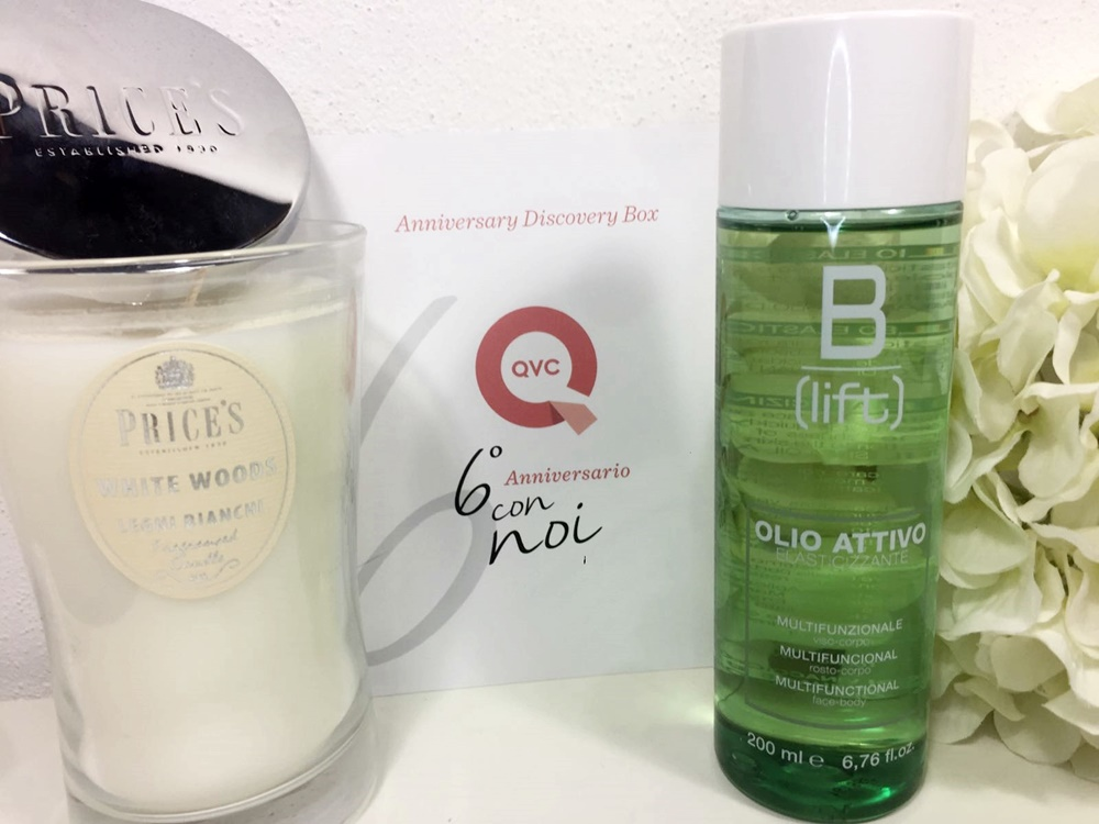 Olio attivo anti-cellulite in vendita su QVC