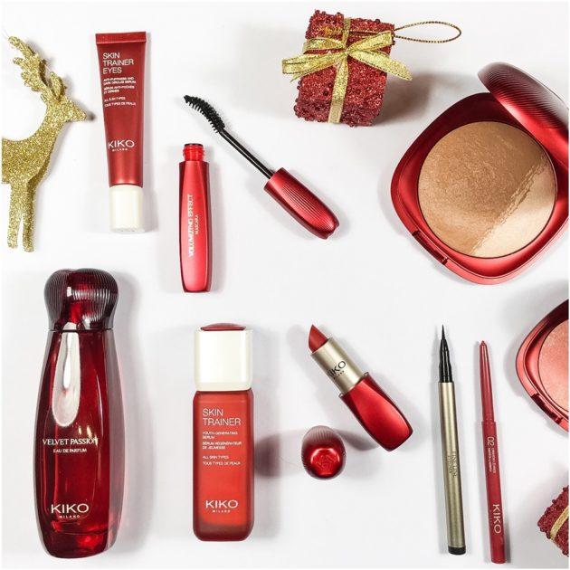 Idee regalo makeup per Natale firmate da Kiko Milano