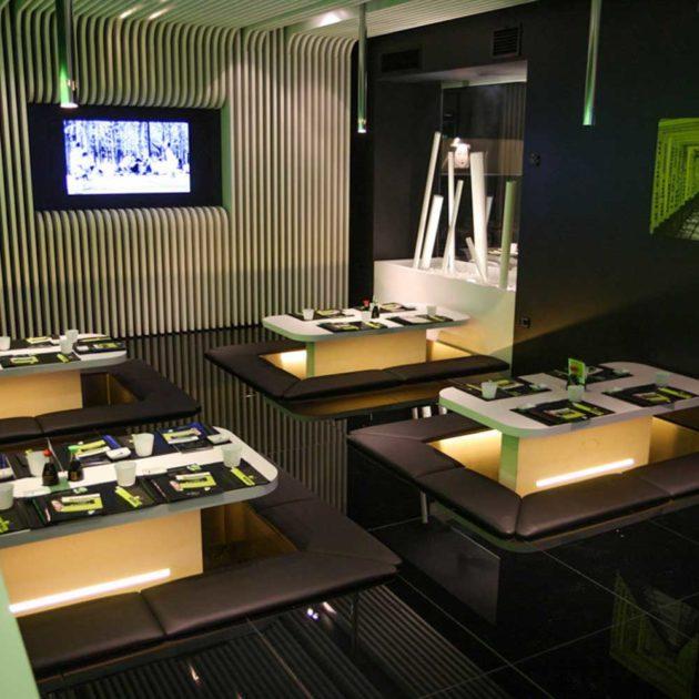 Zushi Japanese Restaurant per veri amanti del sushi