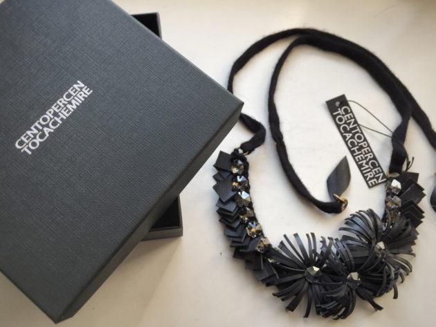 Centopercentocachemire crea gioielli unici ed originali