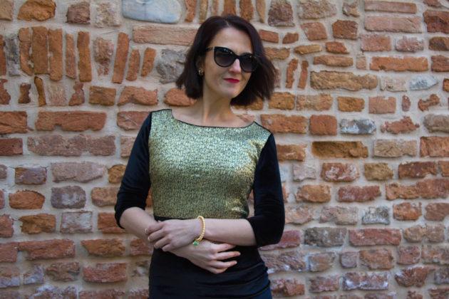 Velvet trend: come indossarlo per questo inverno 2017