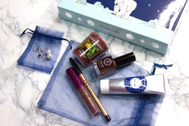 Febbraio Beautiful Box per affrontare gli ultimi freddi della stagione