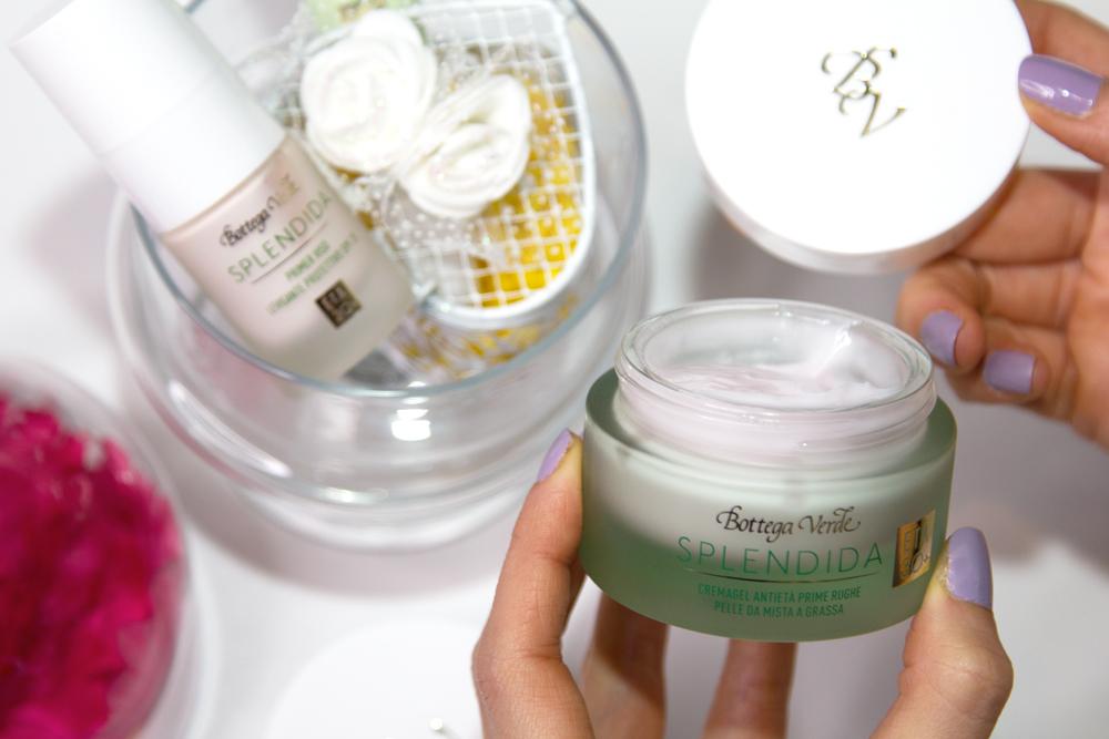 crema antietà prime rughe bottega verde