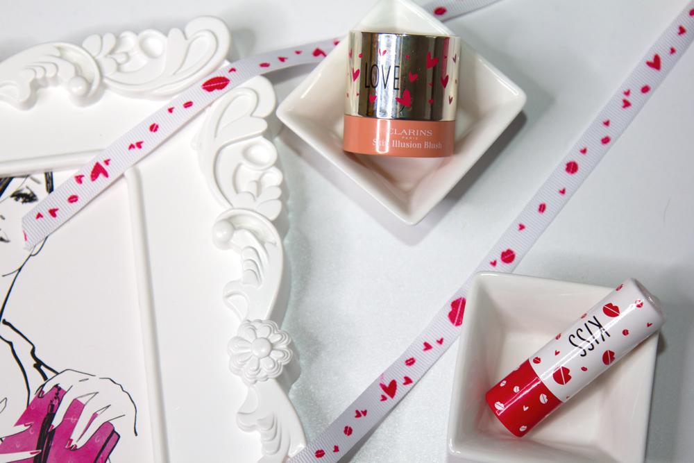 Prodotti cosmetici San Valentino by Clarins