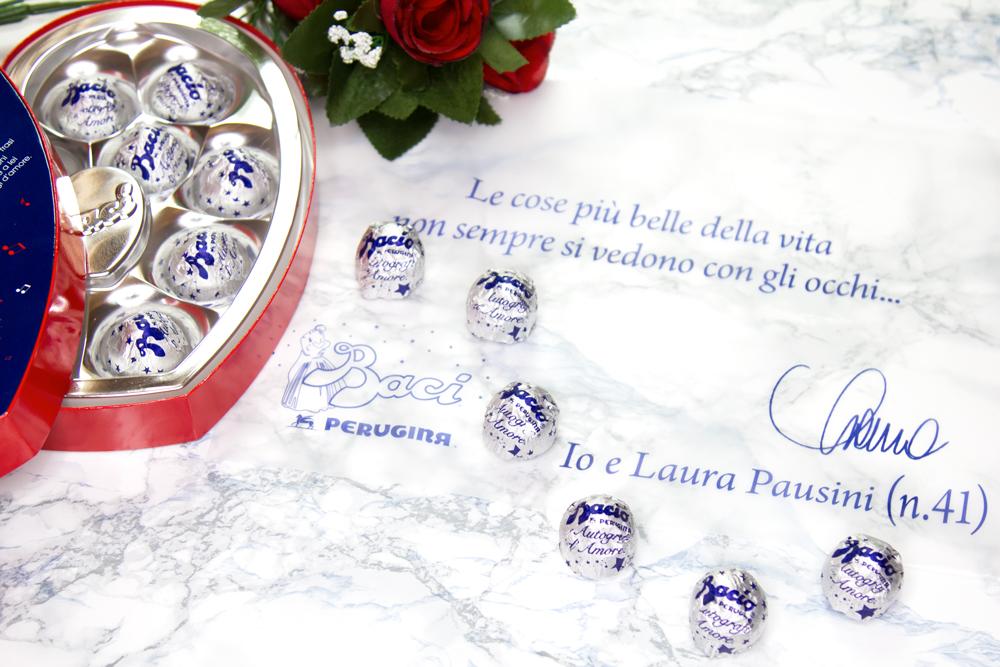 Baci Perugina, Laura Pausini