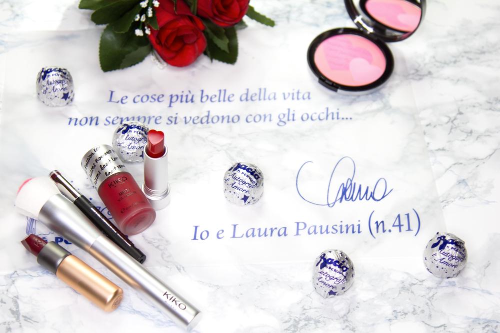 Dolce San Valentino con Kiko Milano e tanti Baci (ovviamente Perugina)