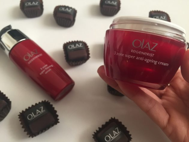 Cioccolato: l'ingrediente che ispira la nuova linea Regenerist di Olaz