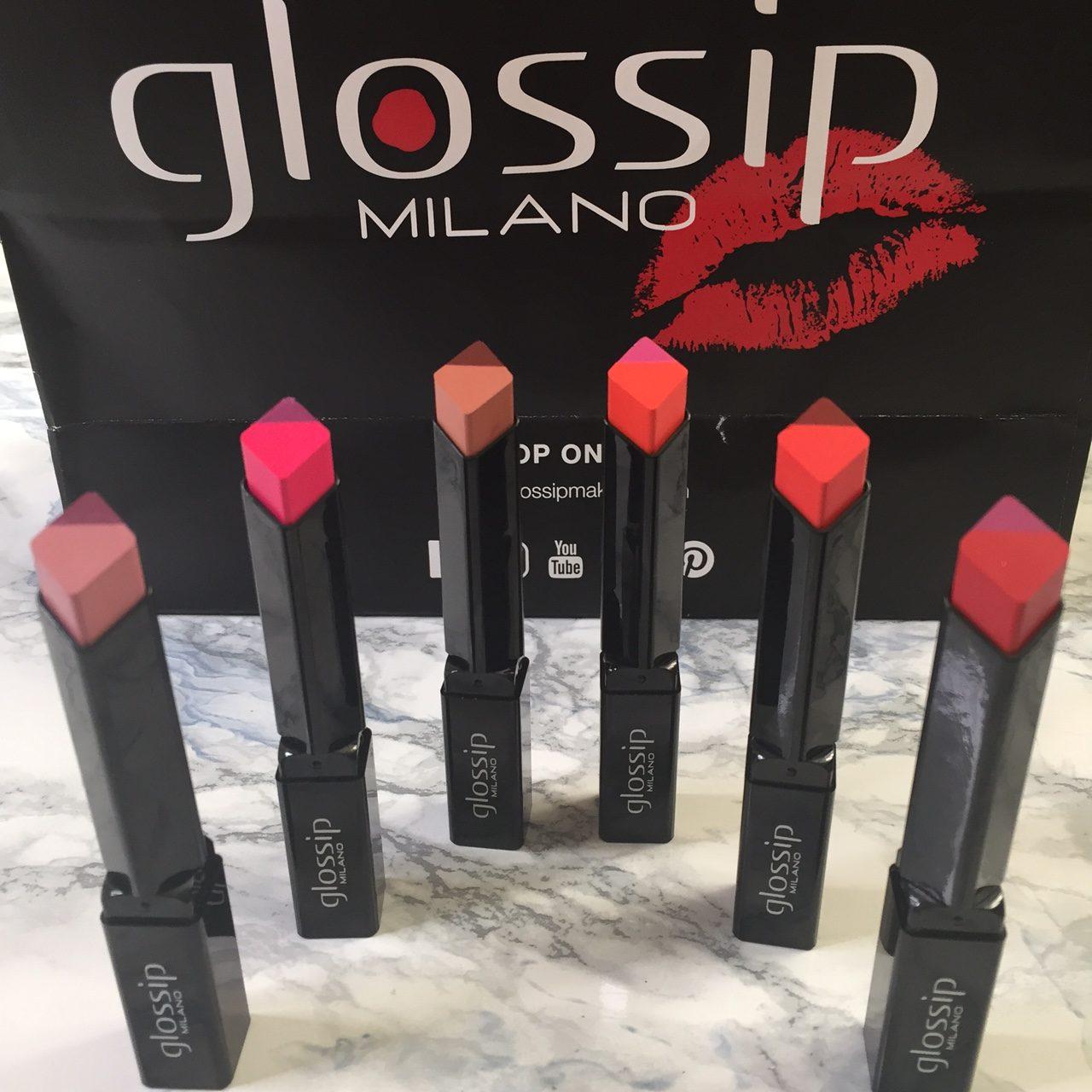 Rossetto Duo, il new duo lipstick by Glossip Milano