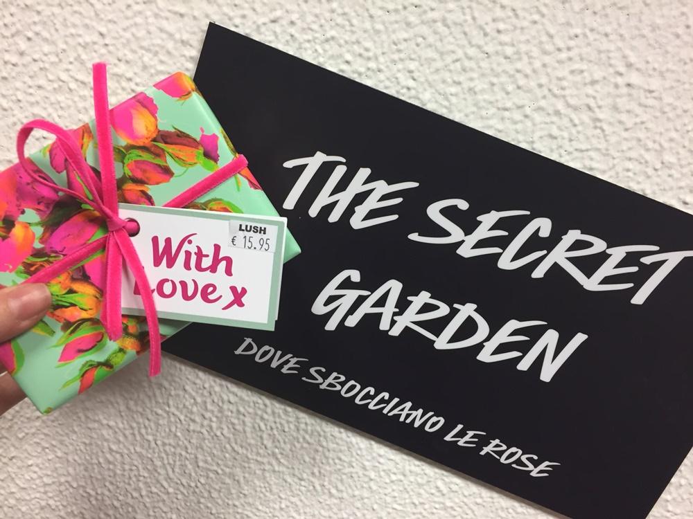 The secret garden Lush