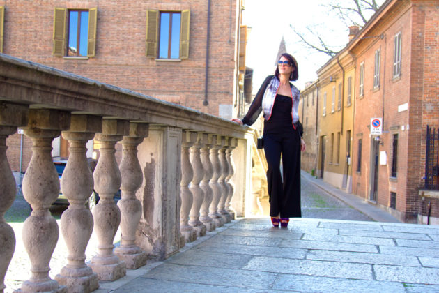 Black Jumpsuit, un outfit passepartout che non delude mai