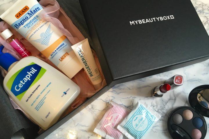 Beauty rinascita con i prodotti della My Beauty Box di Marzo