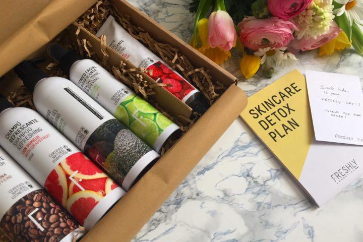 Skincare Detox Plan: come essere pronte per la prossima stagione grazie a Freshly