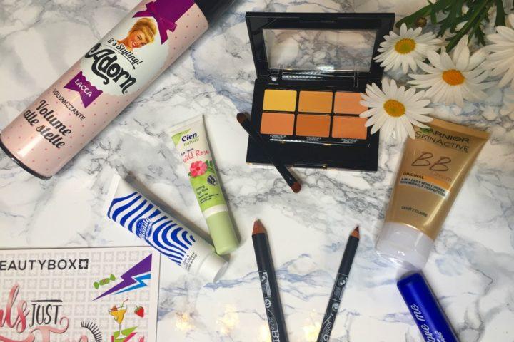 Speciale My Beauty Box di febbraio per dare il benvenuto alla primavera
