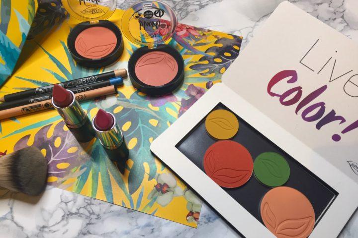 Beleza, la nuova collezione primavera estate 2017 di puroBIO cosmetics