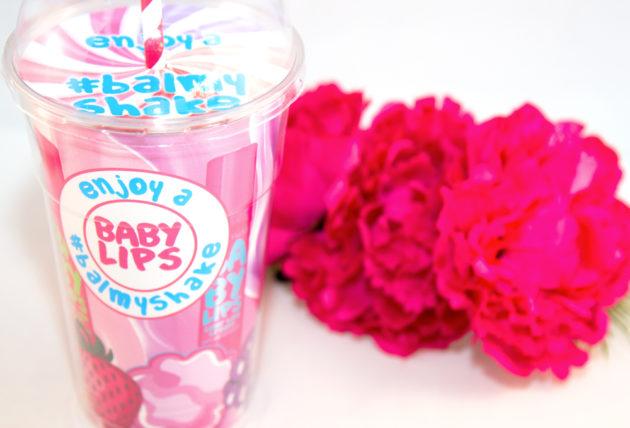 Pronte per un Balmyshake con i nuovi Baby Lips Color Balm Crayon