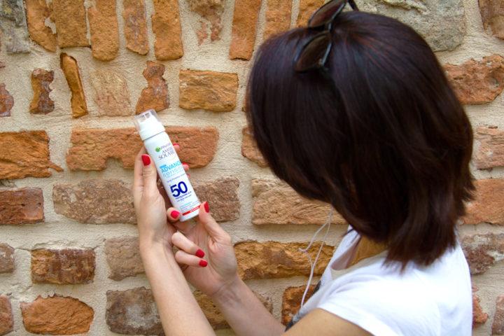Come proteggere la nostra pelle dal sole anche in città
