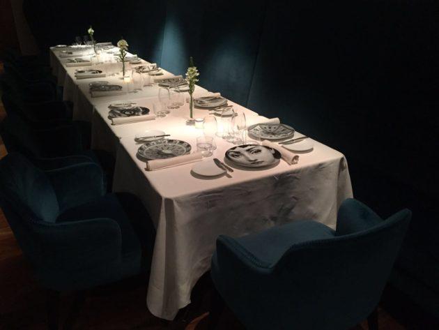 Birra Moretti ti invita al ristorante Seta del Mandarin hotel