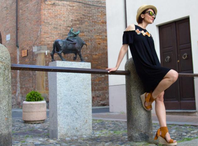 Romantic outfit: come scegliere un LBD per l'estate con Mamamtayoe