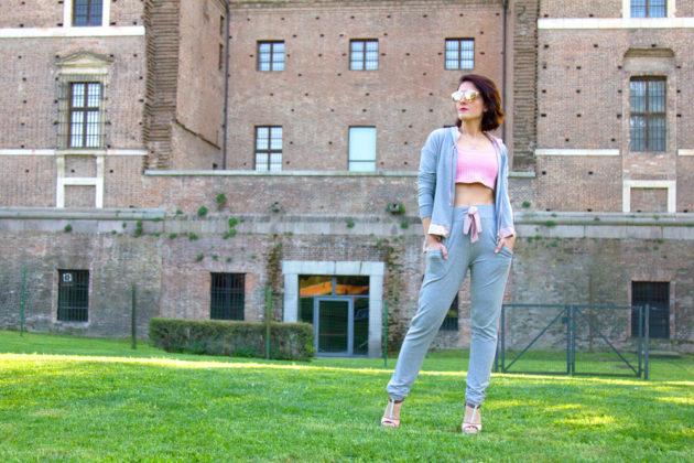 Sporty chic outfit: quando una tuta diventa glamour