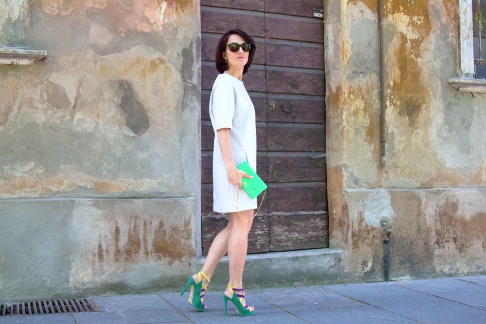 Ester by Salce 197, una pochette vitaminica per colorare i vostri outfit
