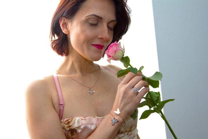 Margaret Dallospedale, Primavera Stroili Oro: margherite e farfalle sui vostri gioielli