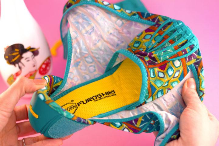 Furoshiki by Vibram, il segreto che custodisco sempre in borsa