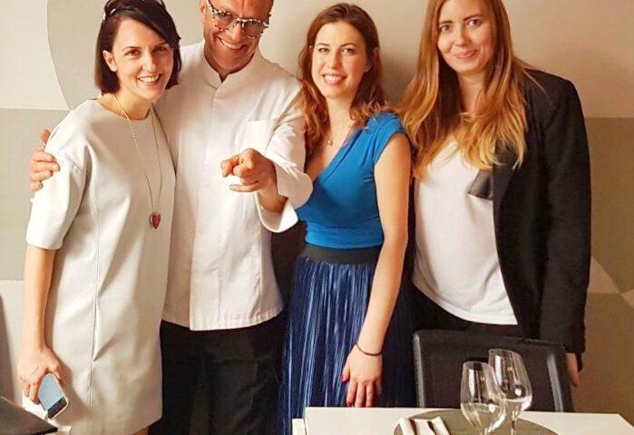 Se avete seguito le stories su Instagram, sapete già che sto parlando dello chef Nicola Batavia.