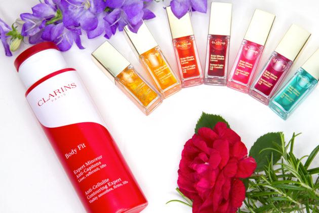 Clarins Summer, i cosmetici che ci catapultano nella bella stagione