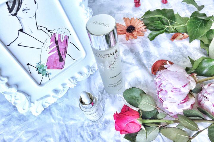 Vinoperfect: Radiance serum complexion correcting e Essence concentée éclat