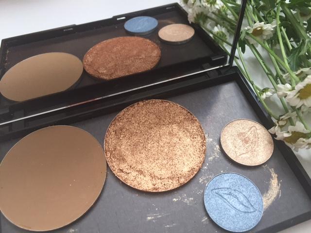 Resplendent con i nuovi Bronzer e Highlither puroBIO Cosmetics