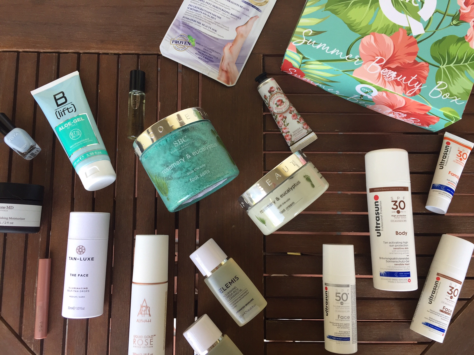 Summer Beauty Box di QVC per conquistare l'estate bellissime e in forma