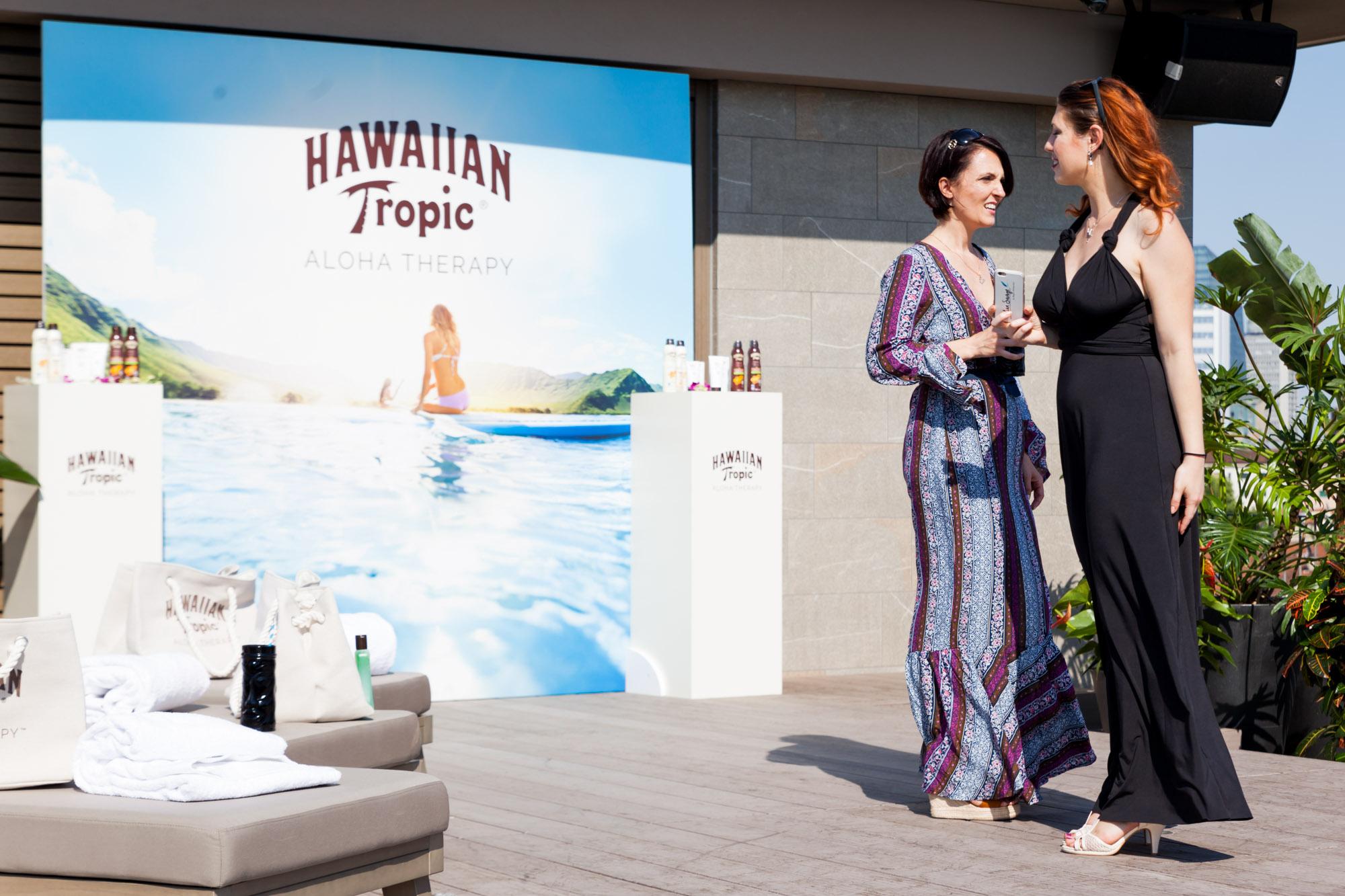 Aloha therapy: protezione solare profumata con i solari di Hawaian tropic